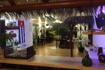 Frühstücksraum Pension Cubana3